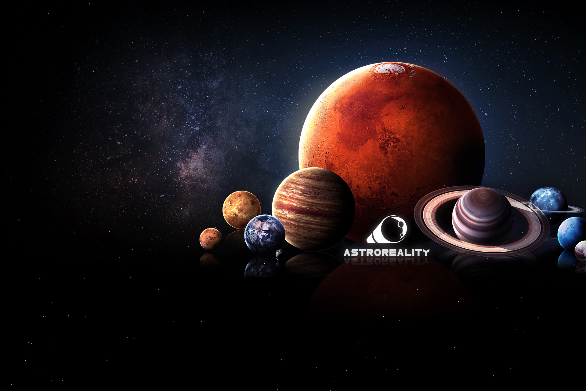 Astronomy meets<br/>Mixed Reality